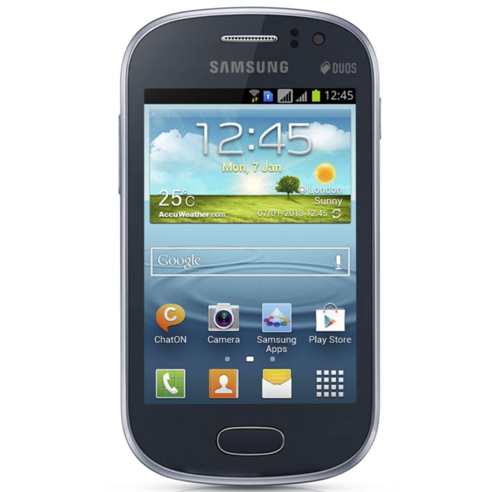 Smartphone Desbloqueado Samsung Galaxy Fame Duos S6812 - 2 Chips